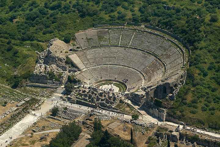 Ephesus Ancient Theater