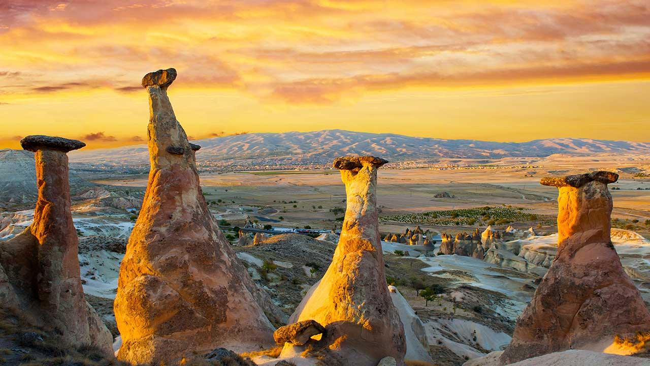 Fairy Chimneys Cappadocia