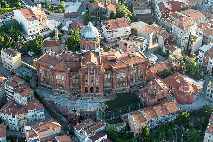 Fener Patriarchate Istanbul