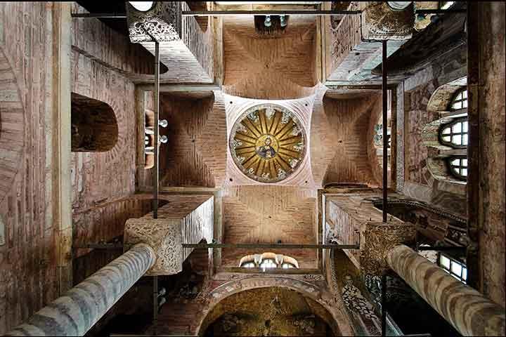 Fethiye Museum Church Pammakaristos Istanbul