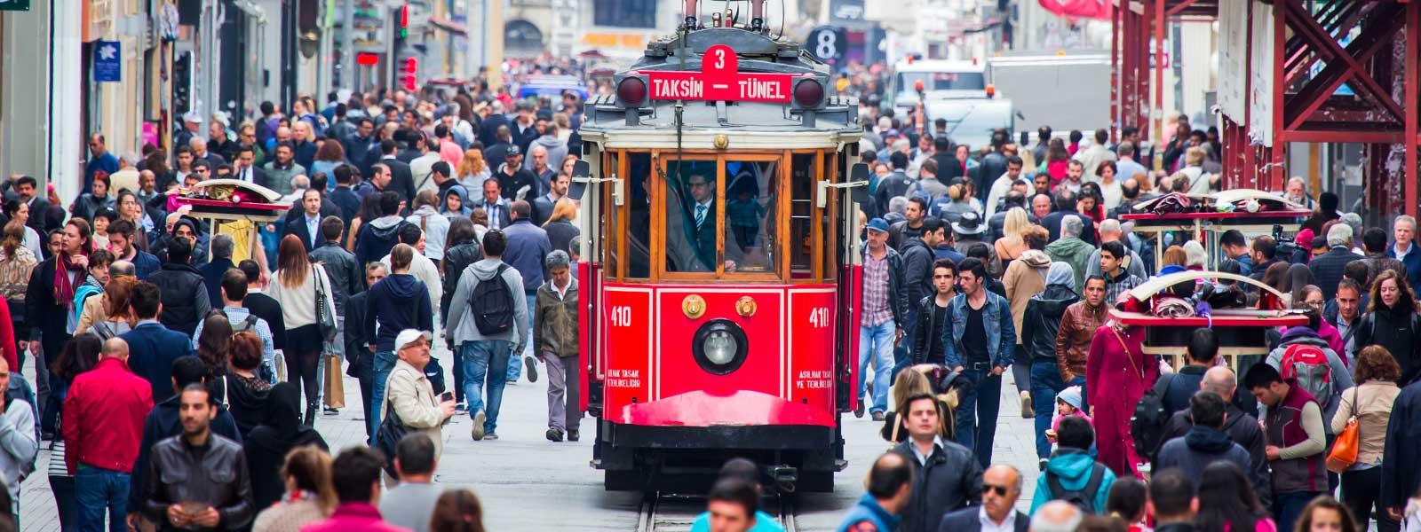 Galata Taksim Tour