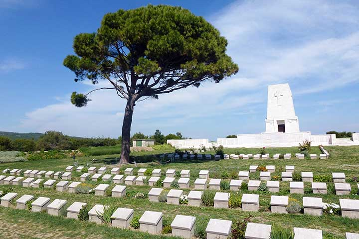 Gallipoli Helicopter Tour Lone Pine Anzac