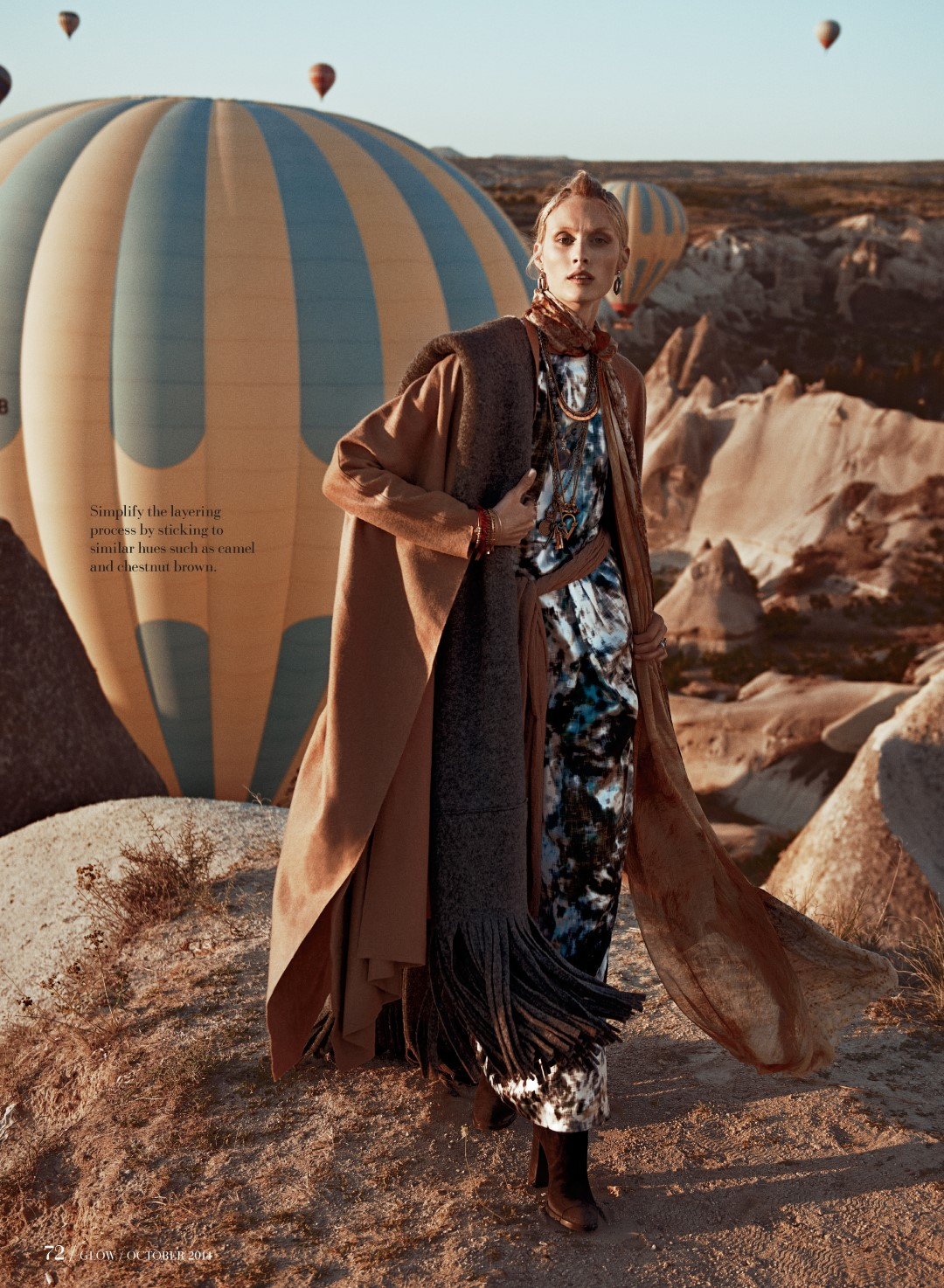 Glow Cappadocia Balloon
