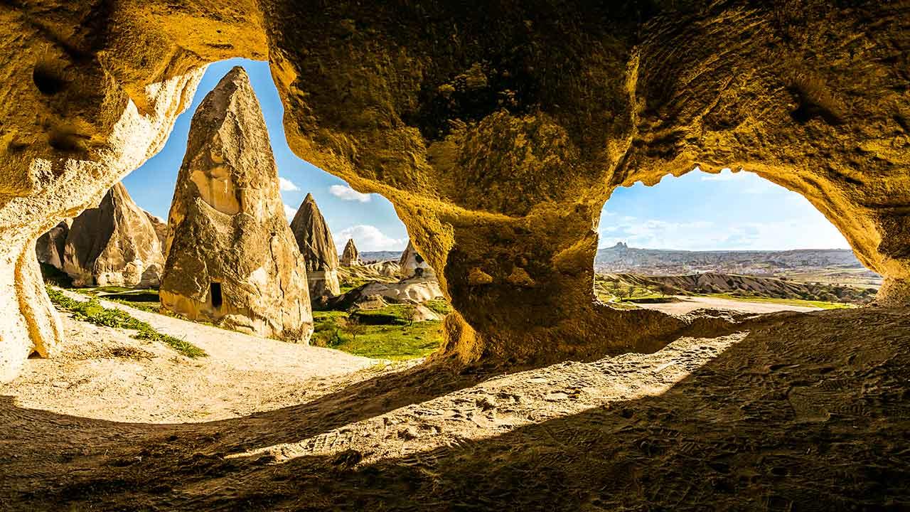 Goreme Valley Cappadocia