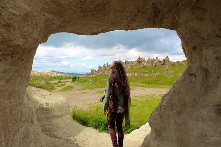 Goreme Valleys