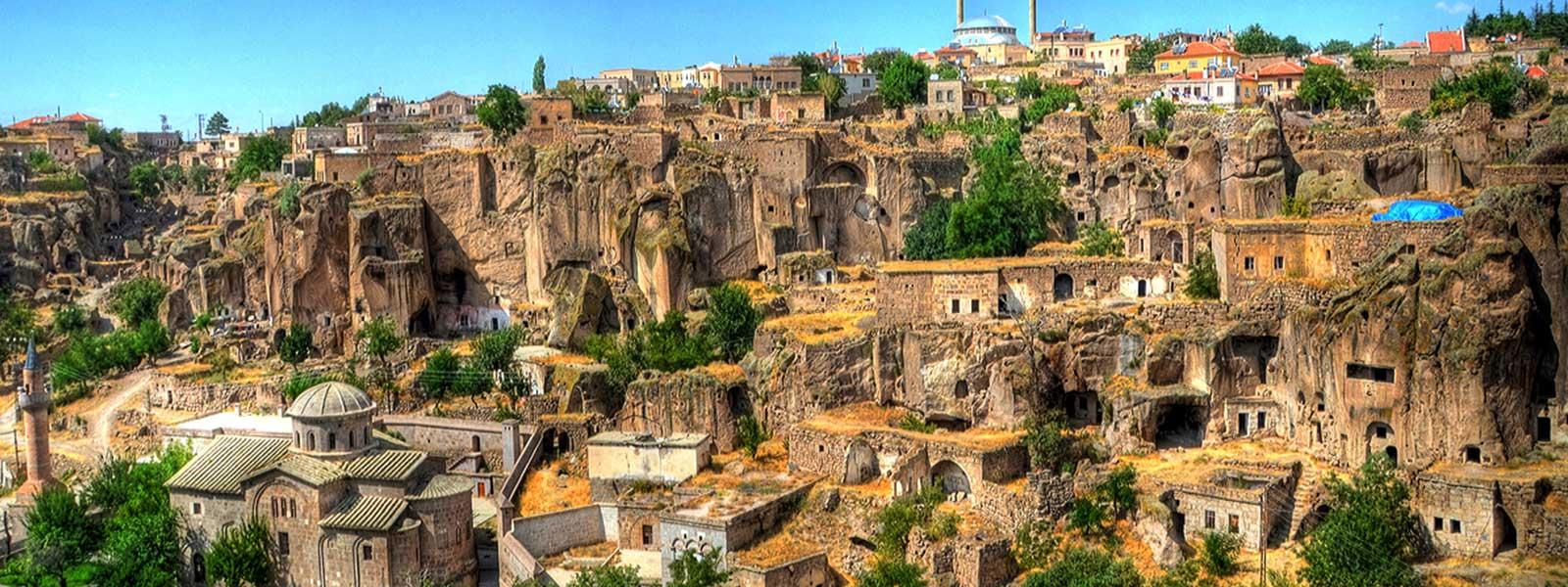 Guzelyurt Village Cappadocia