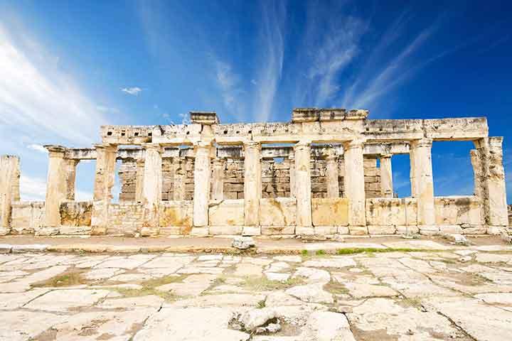 Hierapolis Ancient City Turkey