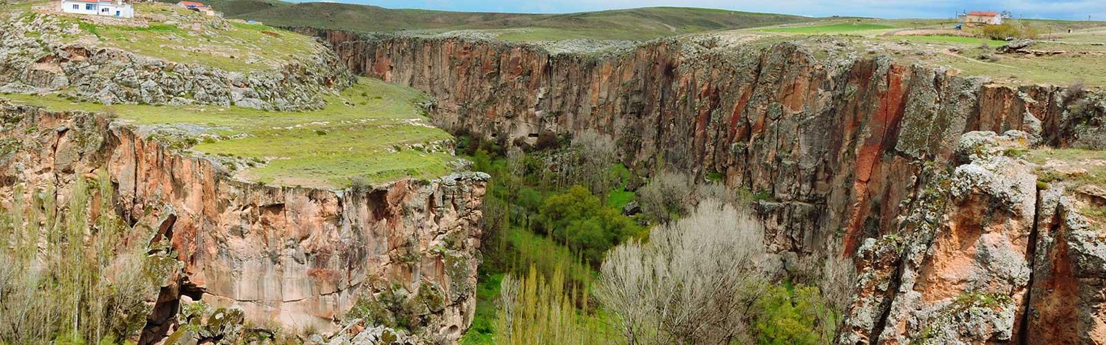 Ihlara Valley Cappadocia View