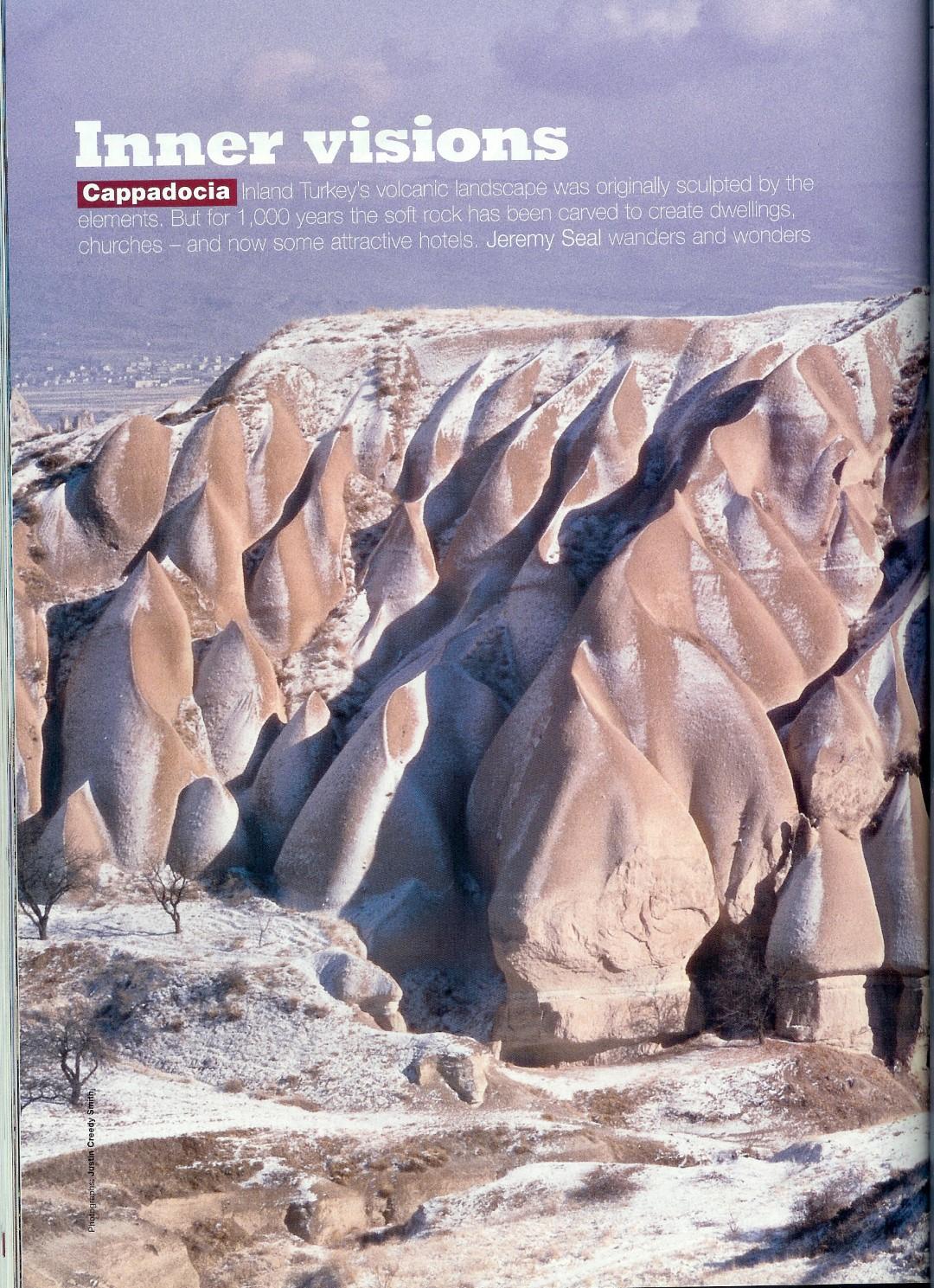 Inner Visions Cappadocia Jeremy Seal