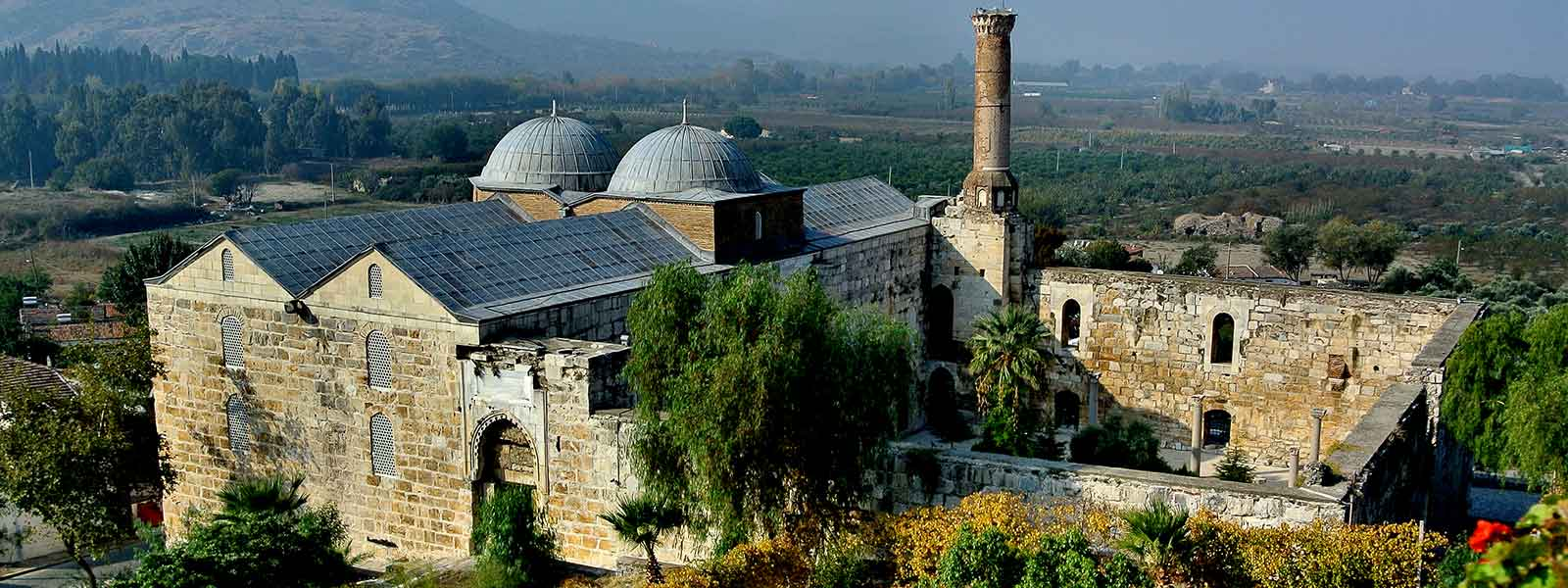 Isabey Mosque Selcuk Turkey