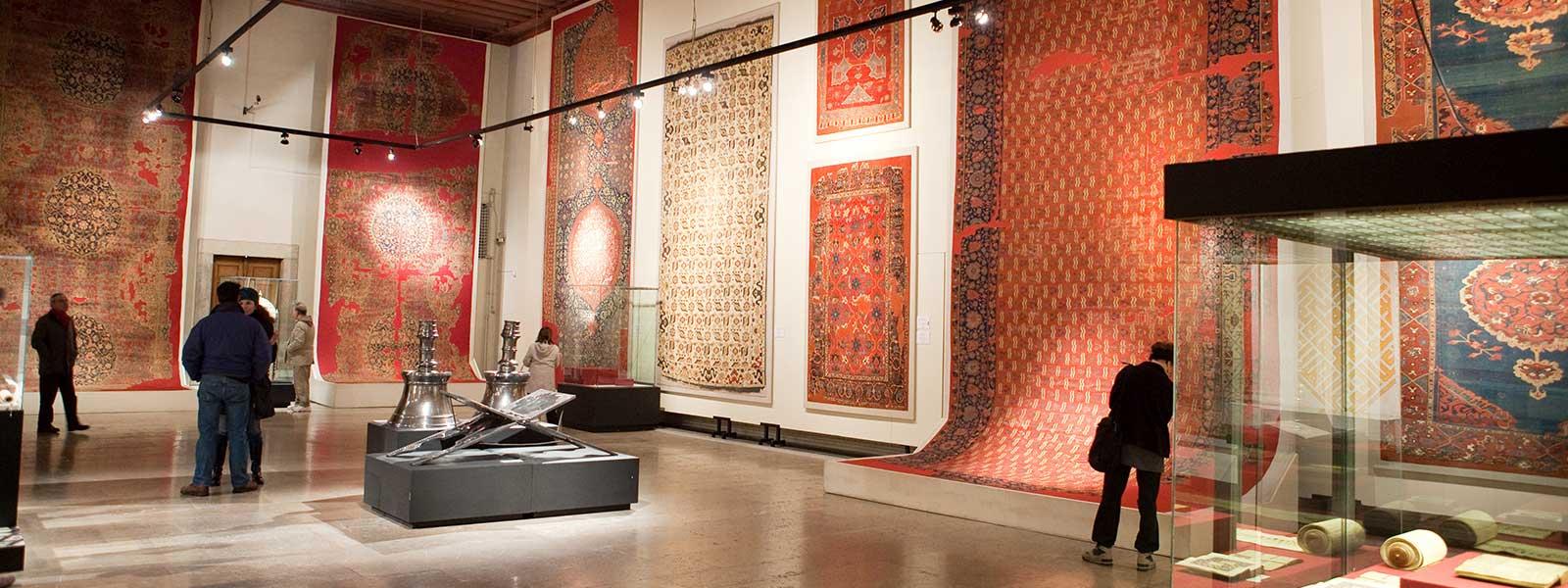Turkish Carpet Museum Istanbul