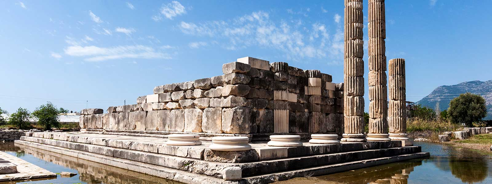 Letoon Ancient City Turkey