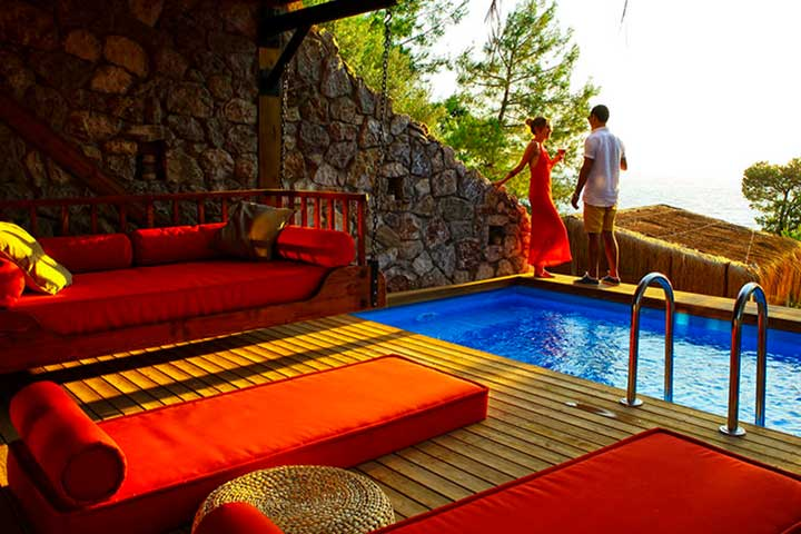 Luxury Honeymoon Hotels Bodrum Turkey
