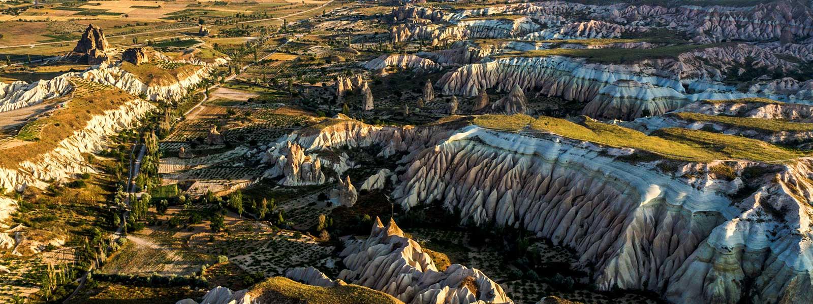 Meskendir Valley Cappadocia