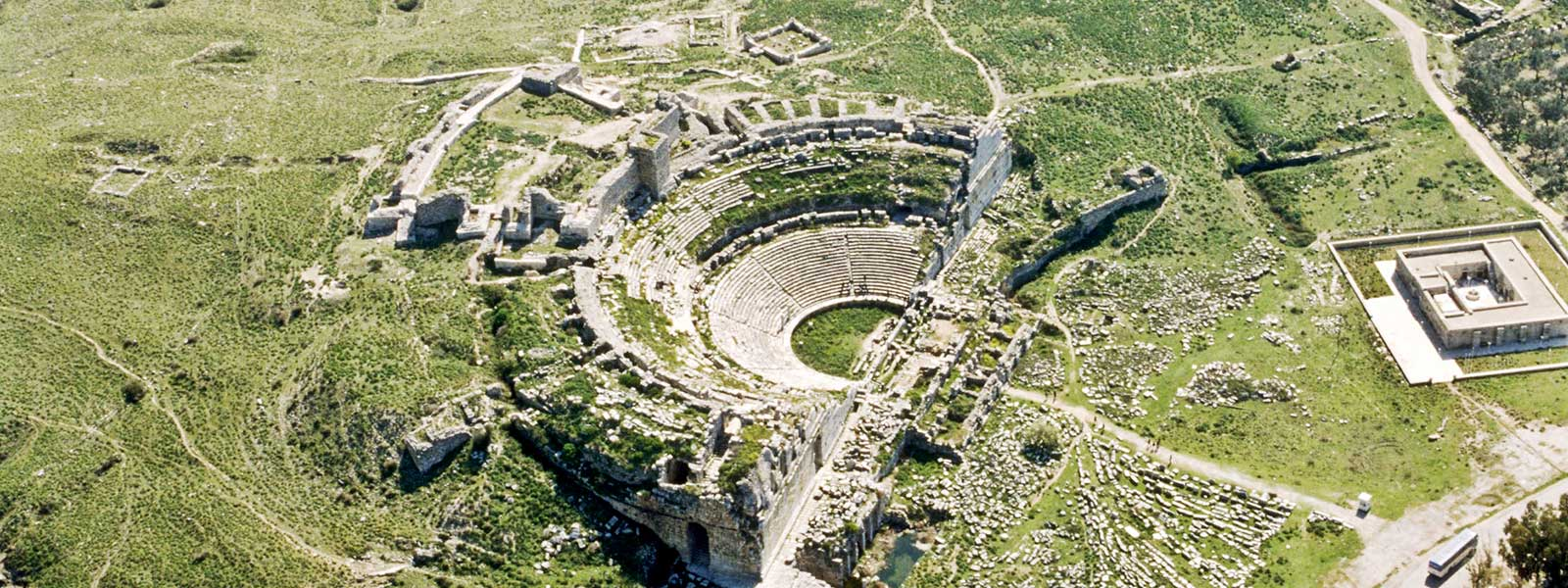 Miletus Turkey