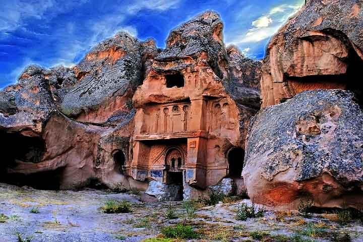 Open Palace Gulsehir Cappadocia