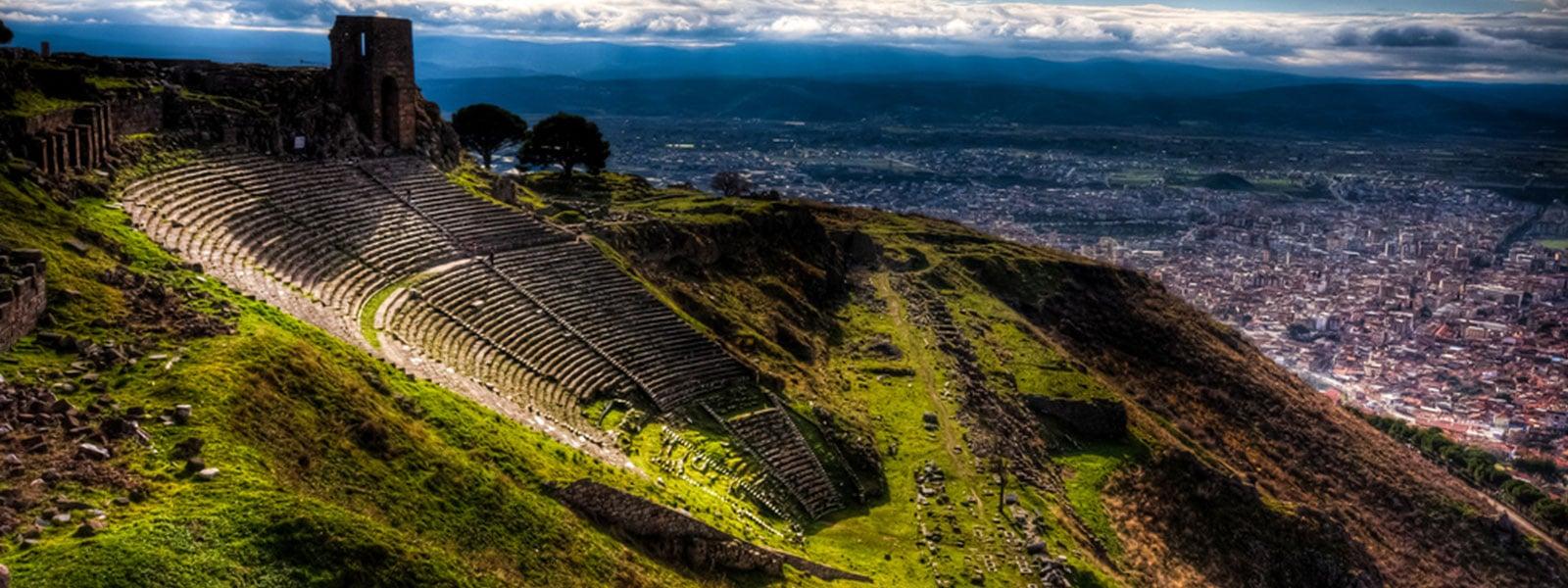 Pergamon, Bergama, Pergamum Turkey