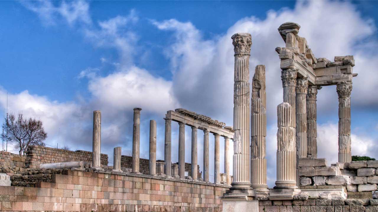 Pergamon Turkey Guided Trip