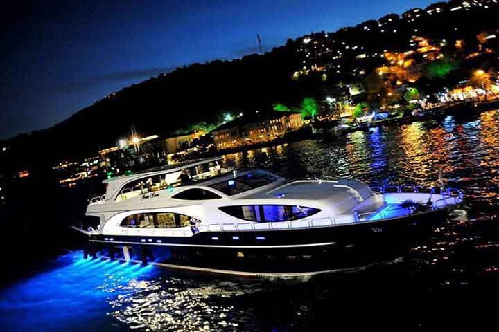 Private Bosphorus Cruise Night