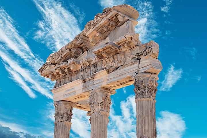 Ancient City of Pergamon Turkey