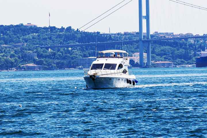 Private Yacht Bosphorus