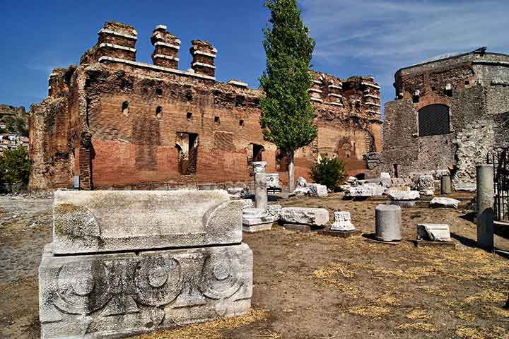 Pergamon Red Basilica