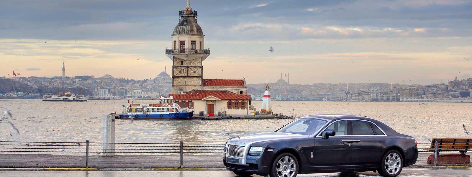 A Car In Turkey