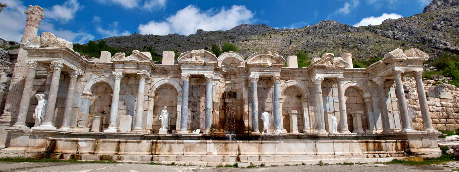 Sagalassos Turkey