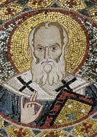 Saint Gregory The Theologian Cappadocia