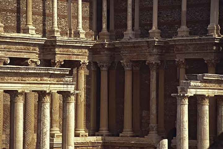 Sardes Ancient City Jewish Heritage Turkey
