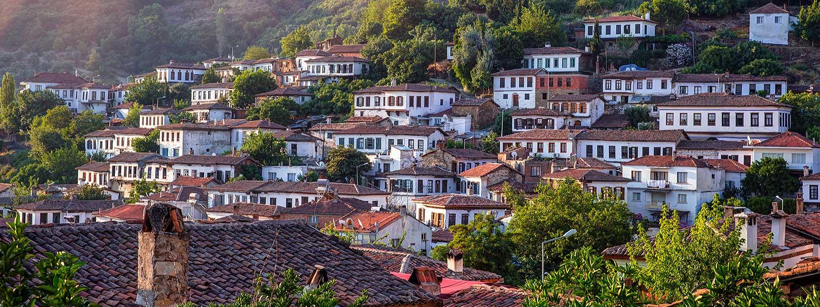 Sirince Village, Selcuk Turkey