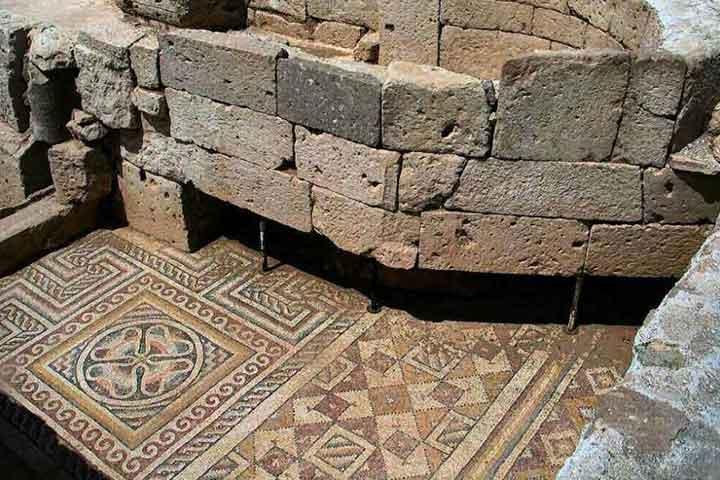 Sobesos Mosaic Cappadocia