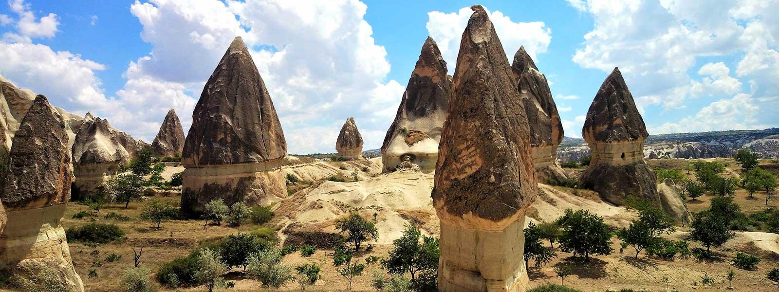 Swords Valley Cappadocia