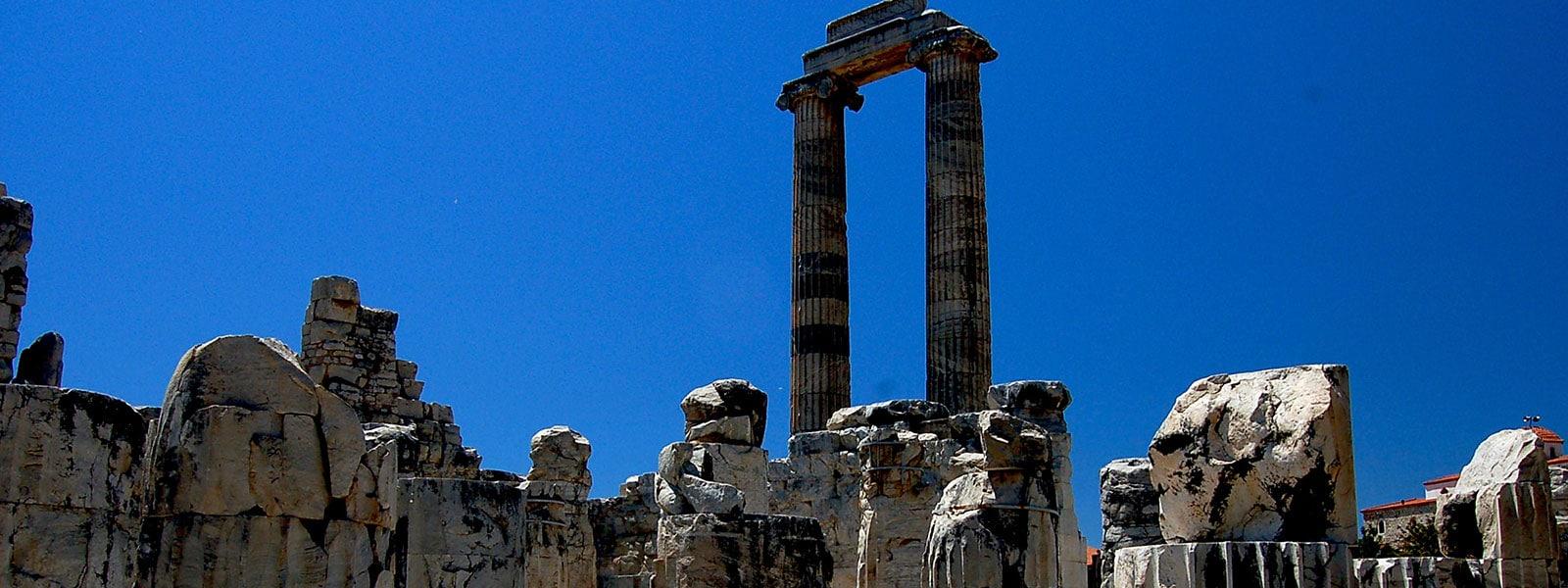 Temple Didyma Turkey