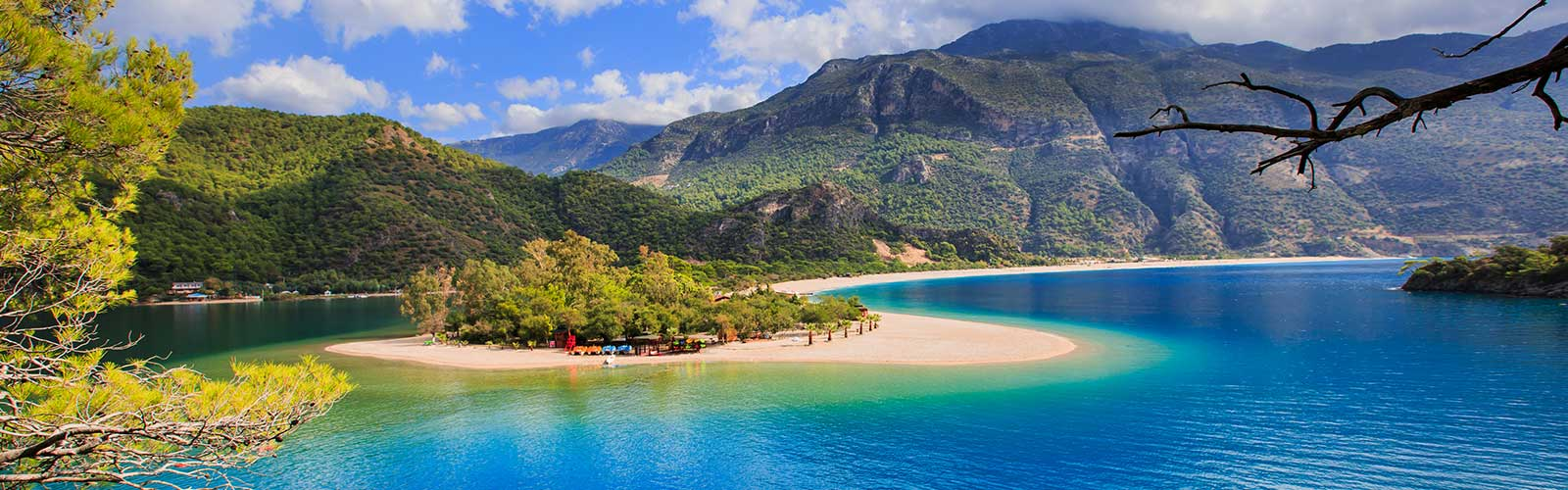 Mediterranean Coast Turkey