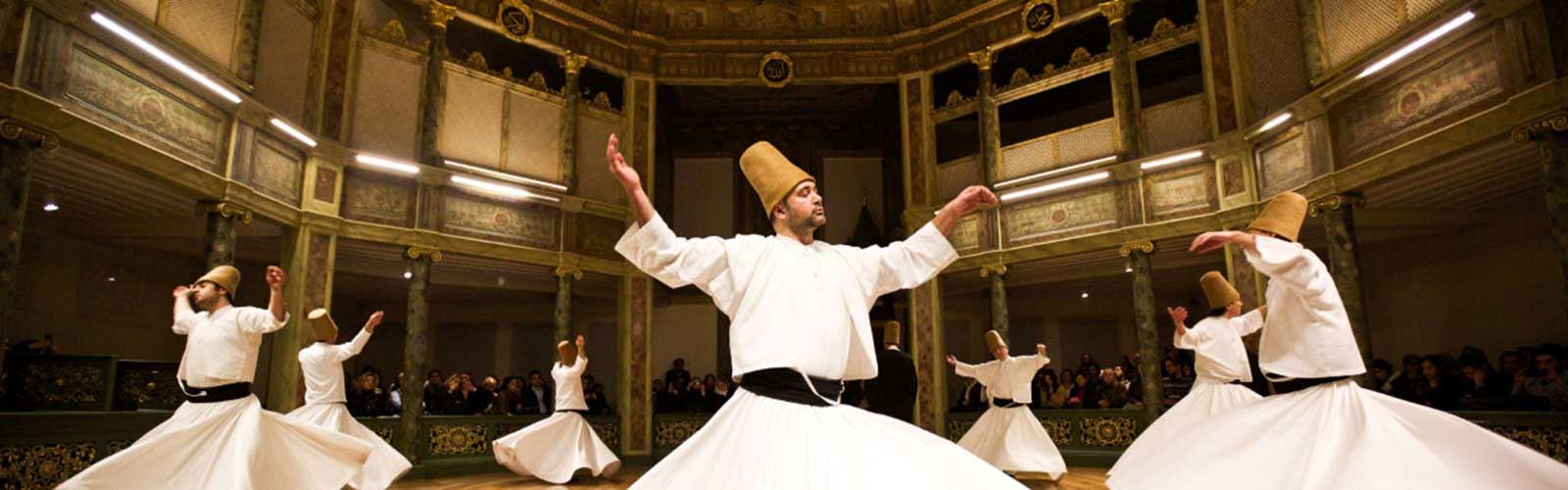 Whirling Dervishes Cappadocia Turkey