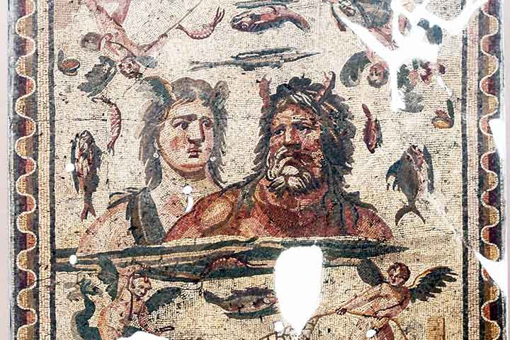 Antakya Mosaic Museum Turkey