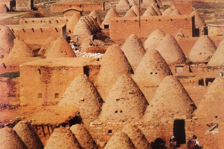 Harran Houses