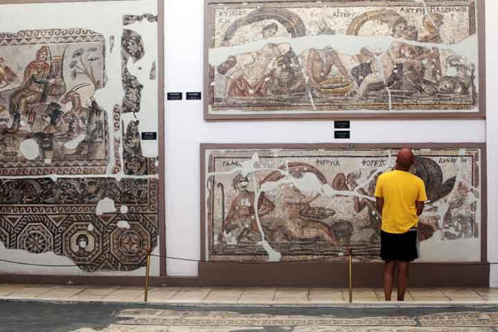 Hatay Mosaic Turkey