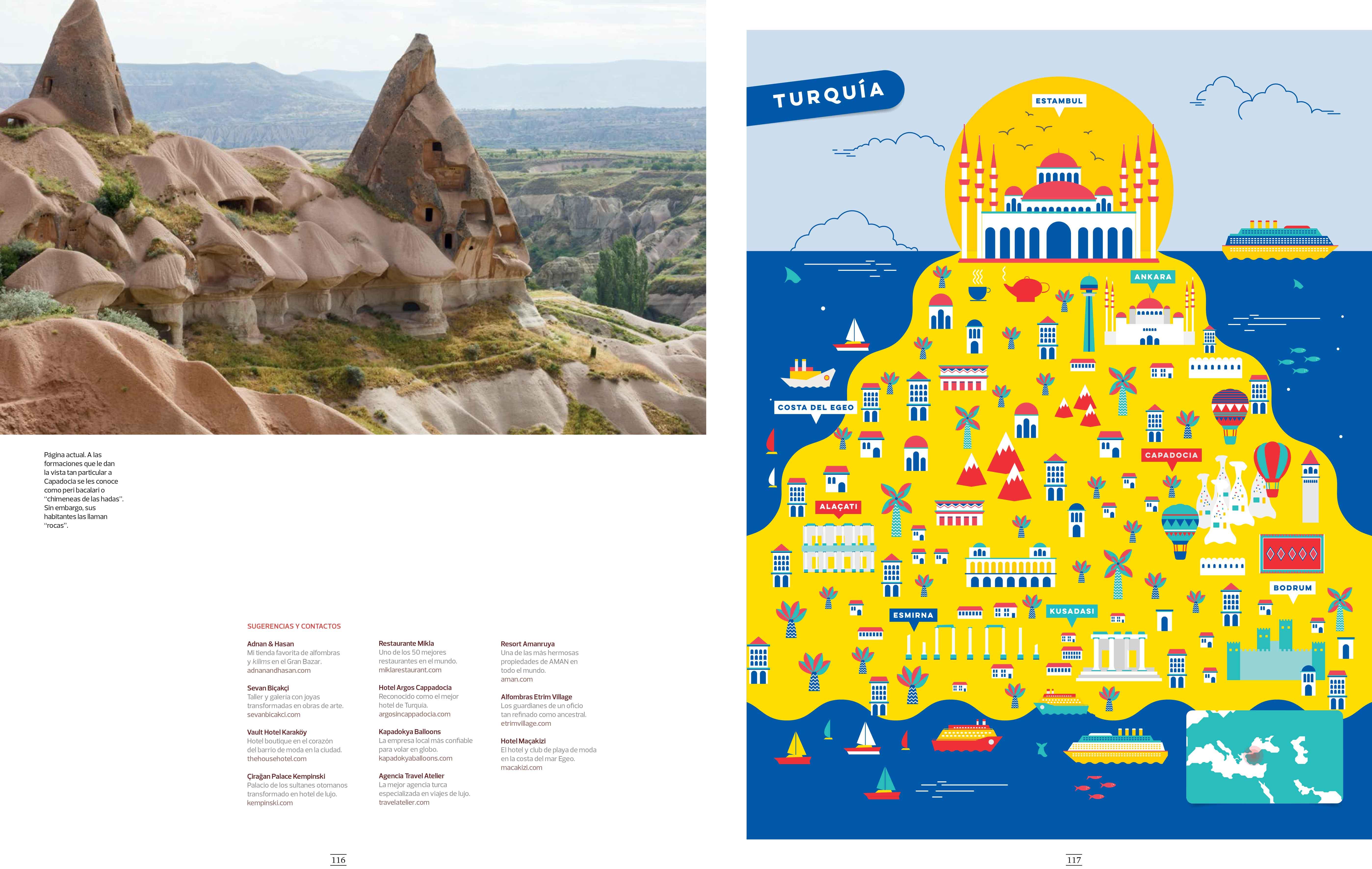 Luxury Travel Magazine Turquia