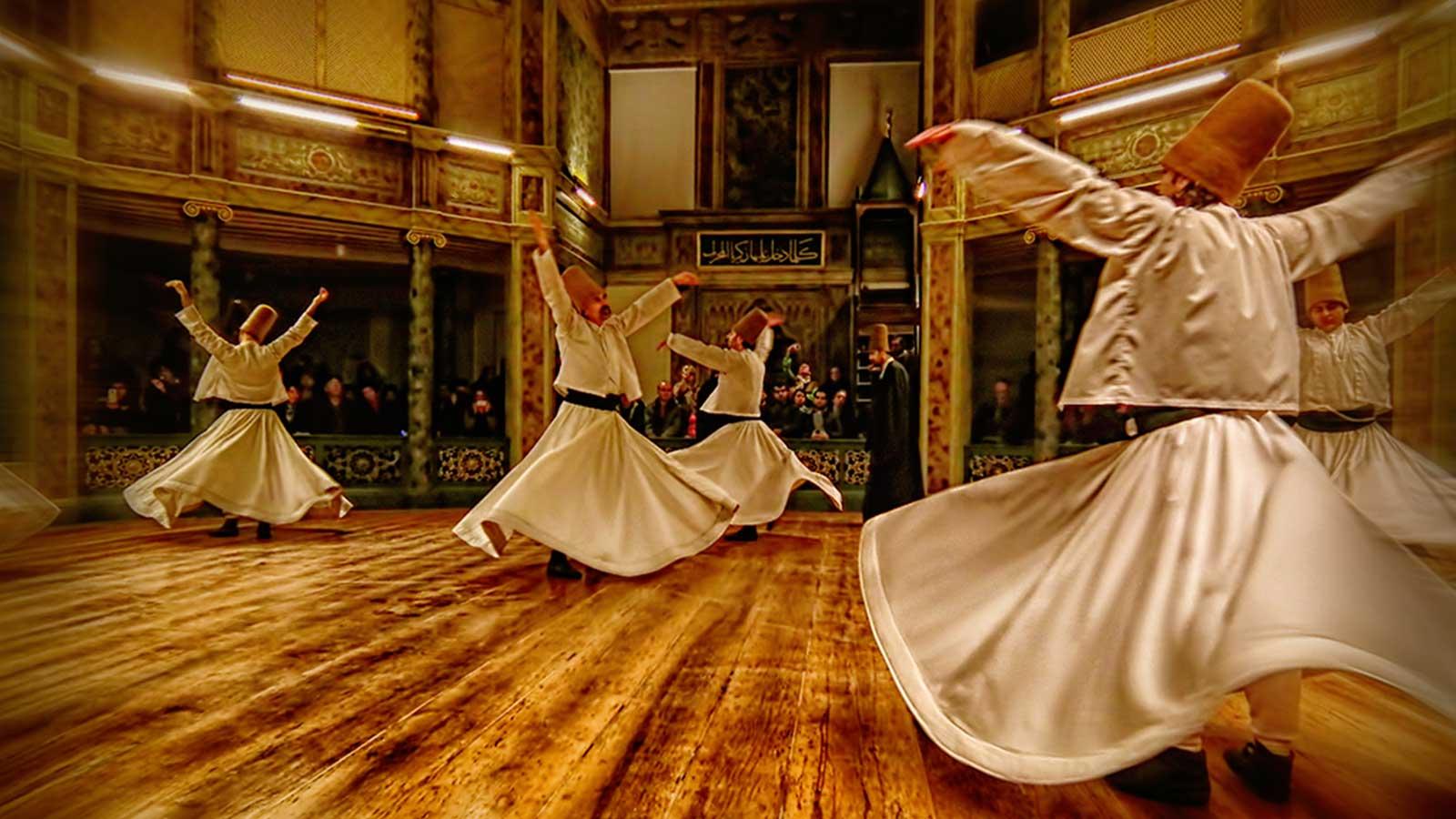 Whirling Dervishes Turkey