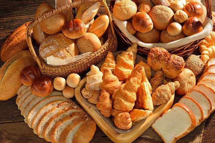 Borek & Bread Turkish Food