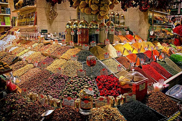 Turkish Food Spice Market
