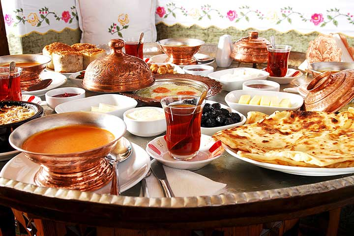Turkish Food Spirituality