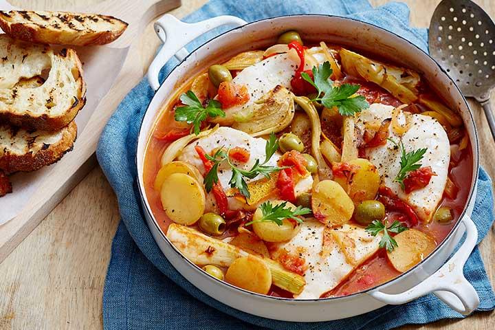 Turkish Food Vegetables