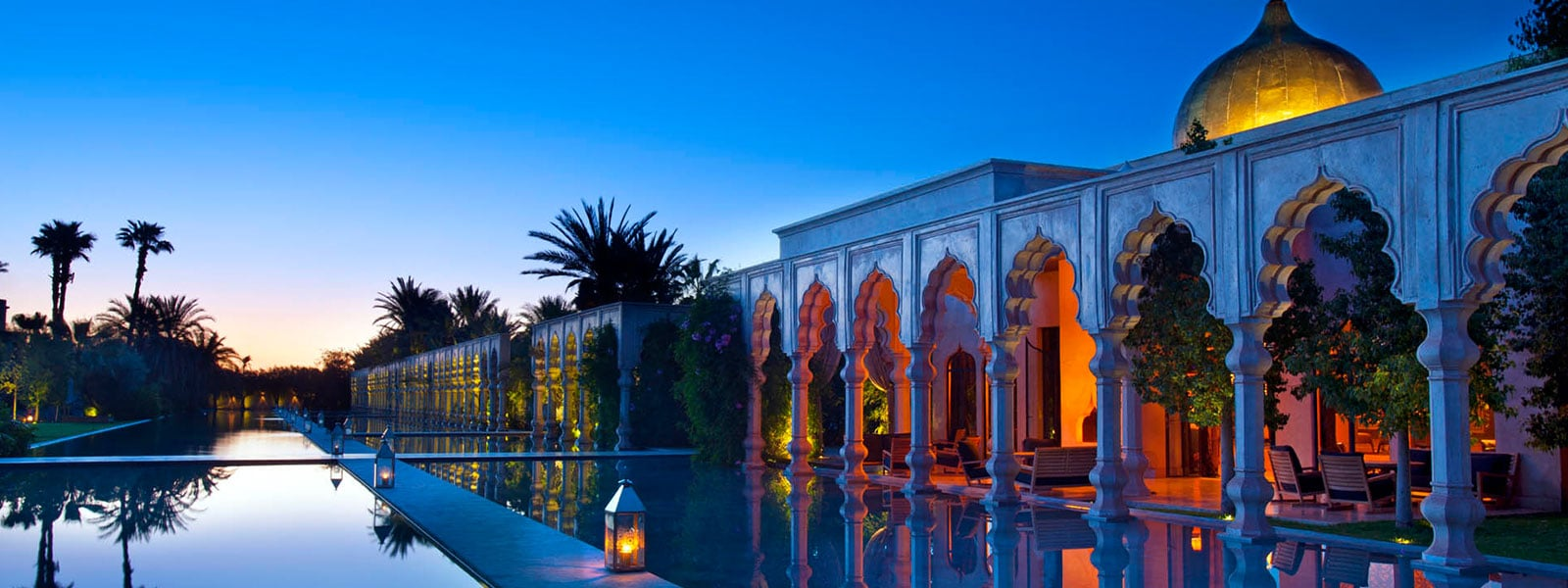 Luxury Travel Morocco