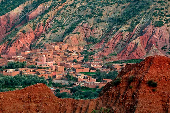 Outghal High Atlas Morocco
