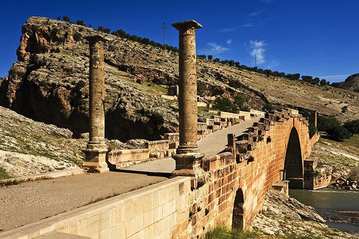 Cendere Bridge Nemrut Septemus Severus