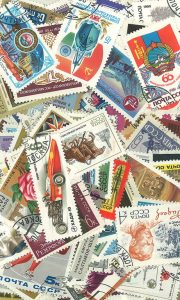 Postal Stamp Collection