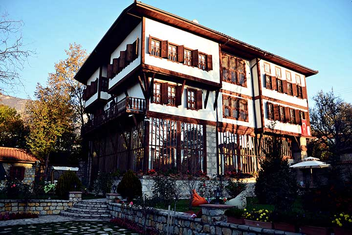 Turkish House in Safranbolu